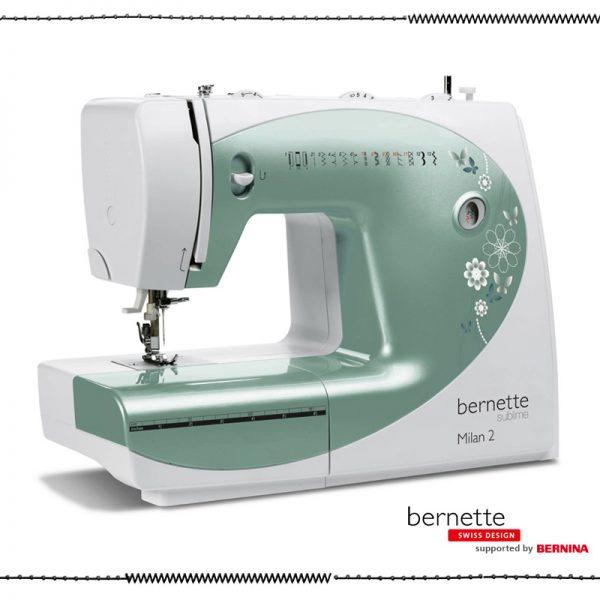 Bernina Bernette Milan 2