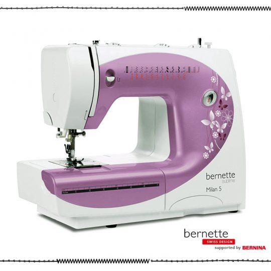 Bernina Bernette Milan 5