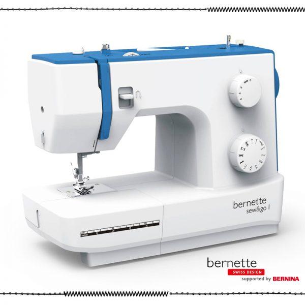 Bernina Bernette Sew&Go 1
