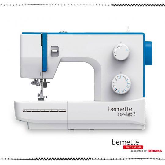 Bernina Bernette Sew&Go 3