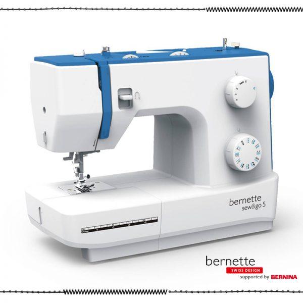 Bernina Bernette Sew&Go 5