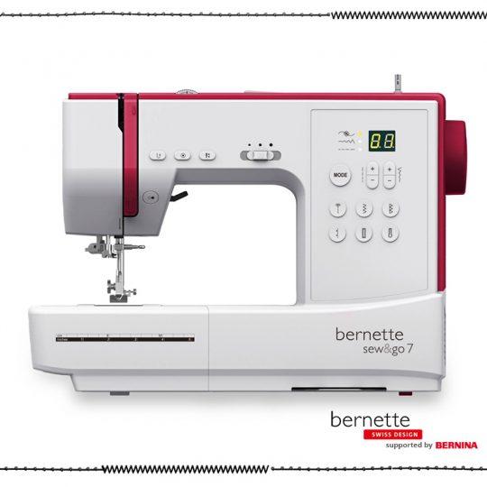 Bernina Bernette Sew&Go 7